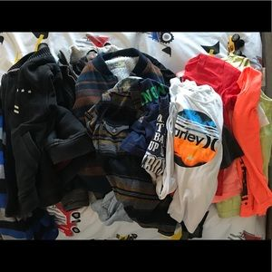 Size 5-7 boys clothes (sale lot)